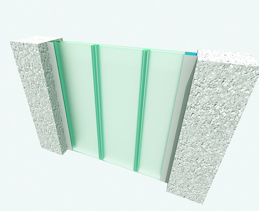 PARAGON | CHANNEL GLASS/U-PROFILE GLASS SYSTEMS