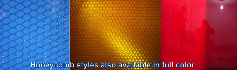 Honeycomb Colors