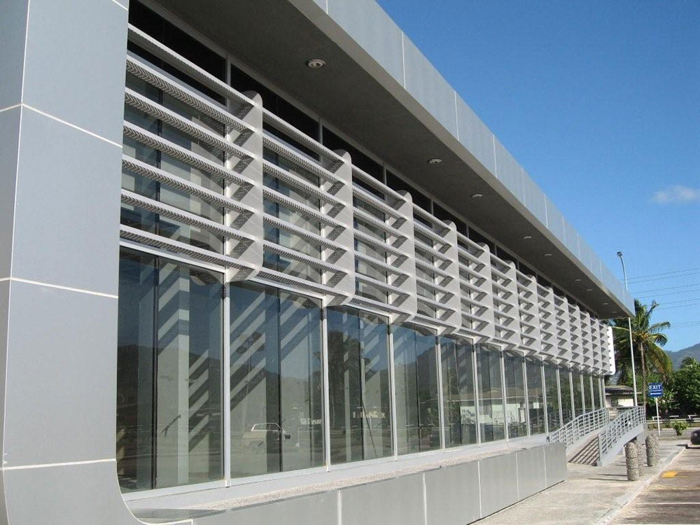 Paragon Aluminum Panels Panel Systems