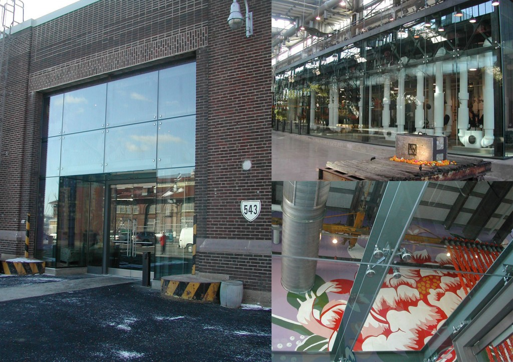 Paragon Structural Glass Systems